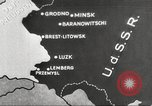 Image of German Operation Barbarossa invasion of Soviet Union Belarus, 1941, second 1 stock footage video 65675065788