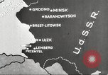 Image of German Operation Barbarossa invasion of Soviet Union Belarus, 1941, second 5 stock footage video 65675065788