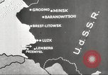Image of German Operation Barbarossa invasion of Soviet Union Belarus, 1941, second 6 stock footage video 65675065788
