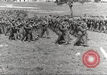 Image of Battalion of Yugoslav Partisans Yugoslavia, 1944, second 3 stock footage video 65675065796