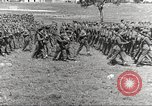 Image of Battalion of Yugoslav Partisans Yugoslavia, 1944, second 4 stock footage video 65675065796