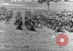 Image of Battalion of Yugoslav Partisans Yugoslavia, 1944, second 7 stock footage video 65675065796