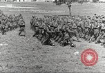 Image of Battalion of Yugoslav Partisans Yugoslavia, 1944, second 8 stock footage video 65675065796