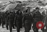 Image of Yugoslav Partisan women Yugoslavia, 1944, second 6 stock footage video 65675065802