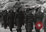 Image of Yugoslav Partisan women Yugoslavia, 1944, second 8 stock footage video 65675065802