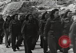 Image of Yugoslav Partisan women Yugoslavia, 1944, second 9 stock footage video 65675065802
