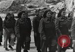 Image of Yugoslav Partisan women Yugoslavia, 1944, second 10 stock footage video 65675065802