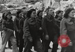 Image of Yugoslav Partisan women Yugoslavia, 1944, second 11 stock footage video 65675065802