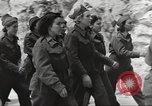 Image of Yugoslav Partisan women Yugoslavia, 1944, second 12 stock footage video 65675065802