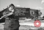 Image of Malta Conference Malta, 1945, second 3 stock footage video 65675065817