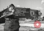 Image of Malta Conference Malta, 1945, second 4 stock footage video 65675065817