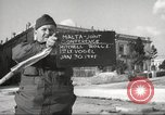 Image of Malta Conference Malta, 1945, second 6 stock footage video 65675065817