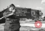 Image of Malta Conference Malta, 1945, second 9 stock footage video 65675065817