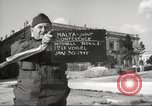 Image of Malta Conference Malta, 1945, second 10 stock footage video 65675065817