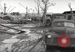 Image of convoy of trucks Crimea Ukraine, 1945, second 6 stock footage video 65675065822