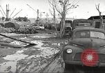 Image of convoy of trucks Crimea Ukraine, 1945, second 8 stock footage video 65675065822
