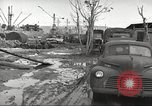 Image of convoy of trucks Crimea Ukraine, 1945, second 12 stock footage video 65675065822