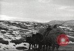 Image of convoy of trucks Crimea Ukraine, 1945, second 9 stock footage video 65675065823