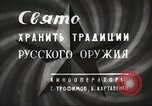 Image of Alexander Vasilyevich Suvorov Leningrad Russia Soviet Union, 1943, second 6 stock footage video 65675065828