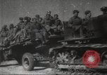 Image of Soviet soldiers Ukraine, 1944, second 10 stock footage video 65675065830