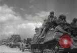 Image of Soviet troops entering  Balaklava  Crimea Ukraine, 1944, second 4 stock footage video 65675065833