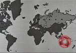 Image of map of the Soviet Union United States USA, 1935, second 3 stock footage video 65675065842