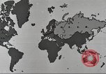 Image of map of the Soviet Union United States USA, 1935, second 4 stock footage video 65675065842