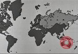 Image of map of the Soviet Union United States USA, 1935, second 5 stock footage video 65675065842