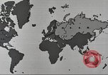 Image of map of the Soviet Union United States USA, 1935, second 8 stock footage video 65675065842