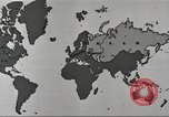 Image of map of the Soviet Union United States USA, 1935, second 9 stock footage video 65675065842