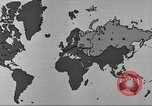 Image of map of the Soviet Union United States USA, 1935, second 10 stock footage video 65675065842
