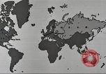 Image of map of the Soviet Union United States USA, 1935, second 11 stock footage video 65675065842