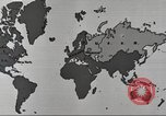 Image of map of the Soviet Union United States USA, 1935, second 12 stock footage video 65675065842
