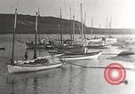 Image of harbor Herschel Island Canada, 1914, second 6 stock footage video 65675065851