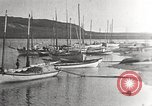 Image of harbor Herschel Island Canada, 1914, second 7 stock footage video 65675065851