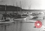 Image of harbor Herschel Island Canada, 1914, second 8 stock footage video 65675065851