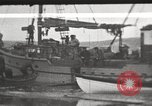 Image of sunken ships Canada, 1914, second 8 stock footage video 65675065854