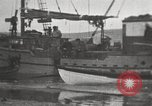 Image of sunken ships Canada, 1914, second 9 stock footage video 65675065854