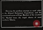 Image of Captain Bartlett joins Captain Pedersen aboard Whaler Herman Siberia Russia, 1914, second 3 stock footage video 65675065855