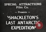Image of Ernest Shackleton Southampton England, 1921, second 1 stock footage video 65675065857