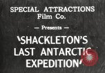 Image of Ernest Shackleton Southampton England, 1921, second 3 stock footage video 65675065857