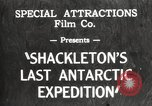 Image of Ernest Shackleton Southampton England, 1921, second 4 stock footage video 65675065857