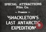 Image of Ernest Shackleton Southampton England, 1921, second 5 stock footage video 65675065857