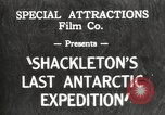 Image of Ernest Shackleton Southampton England, 1921, second 6 stock footage video 65675065857