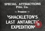 Image of Ernest Shackleton Southampton England, 1921, second 7 stock footage video 65675065857