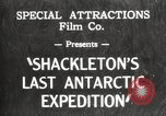 Image of Ernest Shackleton Southampton England, 1921, second 10 stock footage video 65675065857