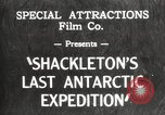 Image of Ernest Shackleton Southampton England, 1921, second 11 stock footage video 65675065857