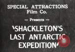 Image of Ernest Shackleton Southampton England, 1921, second 12 stock footage video 65675065857