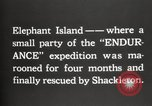 Image of Antarctic expedition Elephant Island, 1921, second 8 stock footage video 65675065866