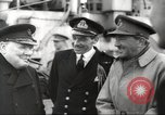 Image of Winston Churchill France, 1944, second 4 stock footage video 65675065874